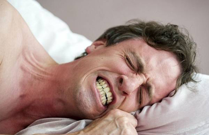 Bệnh nghiến răng