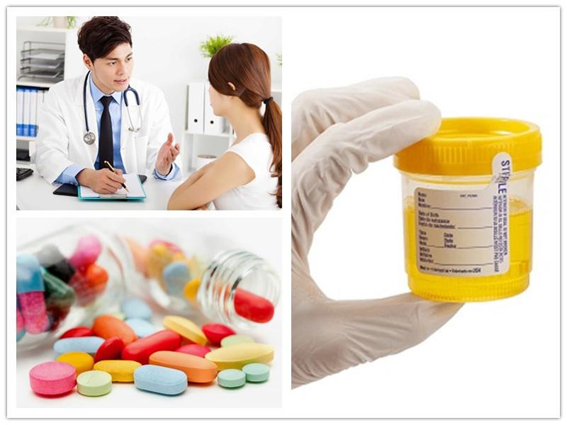 Điều trị nhiễm trùng đường niệu