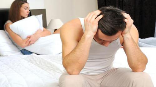 Nguyên nhân và điều trị rối loạn cương dương