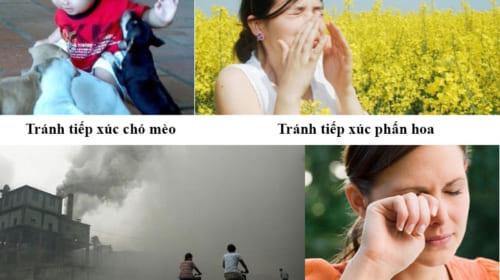 Nguyên nhân của viêm mắt dị ứng