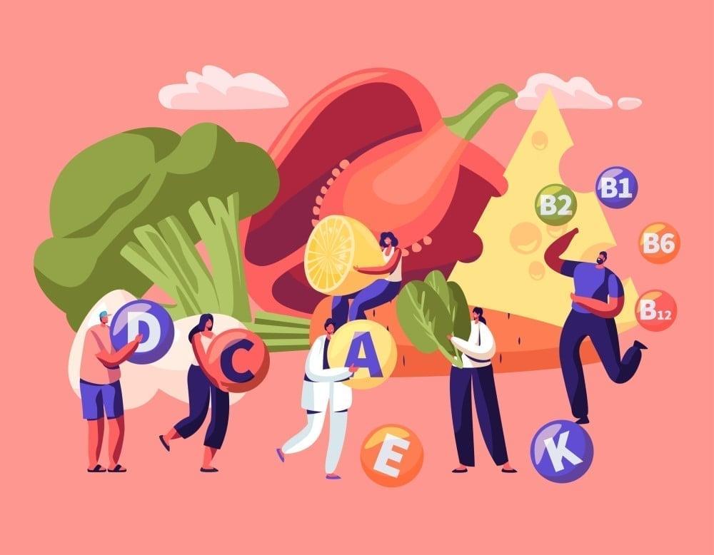 an uong lanh manh 1 - Hệ miễn dịch là gì? Hệ miễn dịch quan trọng đối với cơ thể như thế nào?